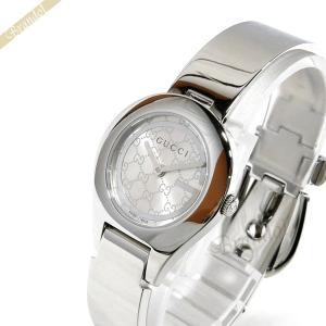 グッチ GUCCI レディース レディース腕時計 6700 バングルウォッチ シルバー YA067509 [在庫品]|brandol
