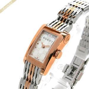 グッチ GUCCI レディース 腕時計 Gメトロ レクタングル ホワイトシェル×シルバー YA086516 [在庫品]|brandol