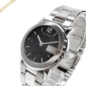 グッチ GUCCI メンズ腕時計 Gラウンド 36mm ブラック YA101405 [在庫品]|brandol