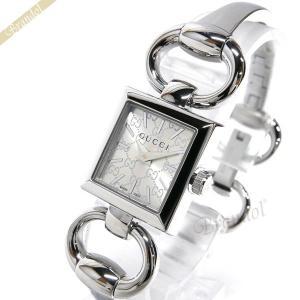 グッチ GUCCI レディース腕時計 トルナヴォーニ バングルウォッチ シルバー YA120514 [在庫品] brandol