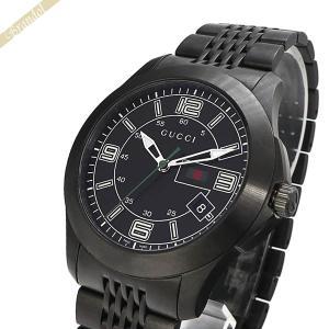 83f1a87cfadb グッチ GUCCI メンズ メンズ腕時計 Gタイムレス 44mm ブラック YA126202 [在庫品]