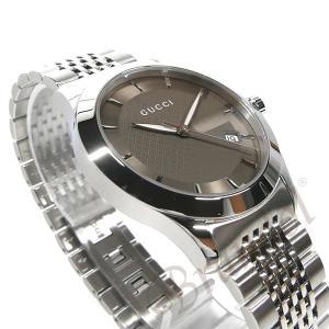 グッチ GUCCI メンズ腕時計 Gタイムレス 38mm ブラウン YA126406 [在庫品]|brandol|04