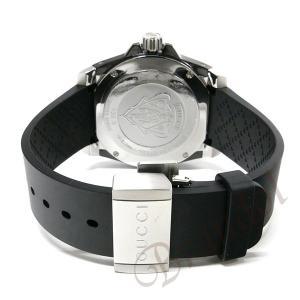 43e5e974731d ... グッチ GUCCI メンズ腕時計 DIVE 40mm ブラック YA136303 [在庫品]|brandol|06