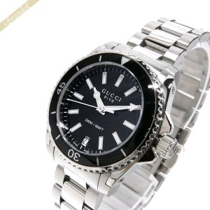 グッチ GUCCI レディース腕時計 DIVE 32mm ブラック YA136403 [在庫品]|brandol