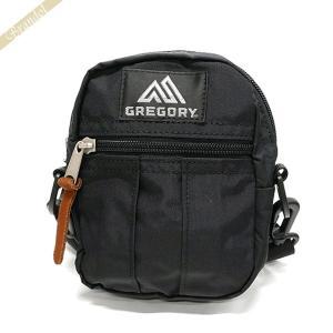 グレゴリー GREGORY メンズ・レディース ショルダーバッグ クイックポケットS ブラック 65469 1041 [在庫品]|brandol