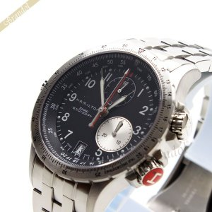 ハミルトン HAMILTON メンズ腕時計 カーキ アビエイ...