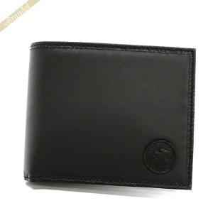 ハンティングワールド HUNTING WORLD メンズ 二つ折り財布 バチュークロス 札入れ ブラック 320 13A BATTUEOR BLK|brandol