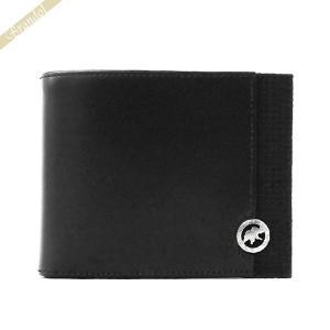 ハンティングワールド HUNTING WORLD 財布 メンズ 二つ折り財布 SANDUKU-DURA ブラック 526 220 SANDUKUDU BLK [在庫品]|brandol