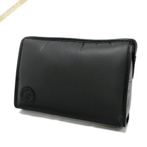 ハンティングワールド HUNTING WORLD メンズ セカンドバッグ ブラック 8054 13A BATTUEOR BLACK [在庫品]|brandol