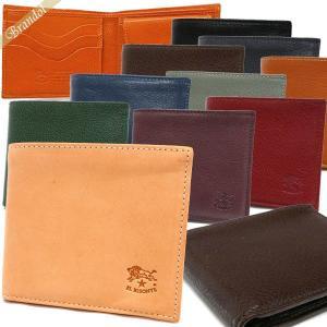 イルビゾンテ IL BISONTE 財布 メンズ 二つ折り財布 本革 カーフレザー 各色 C0487M [在庫品]|brandol