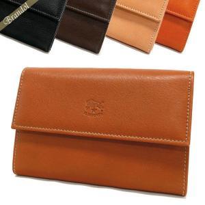 イルビゾンテ IL BISONTE 財布 メンズ 二つ折り財布 本革 レザー カードポケット付 各色 C0992 [在庫品] brandol