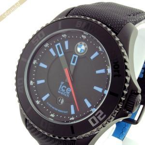 アイスウォッチ ICE WATCH メンズ腕時計 BMW Motorsport Steel BMWコラボモデル 48mm ブラック BM.KLB.B.L.14 brandol