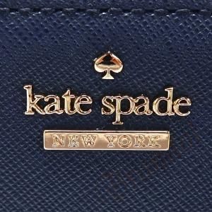 ケイトスペード kate spade 財布 レディース ラウンドファスナー長財布 CAMERON STREET LACEY レザー ネイビー PWRU5073 449 [在庫品]|brandol|05