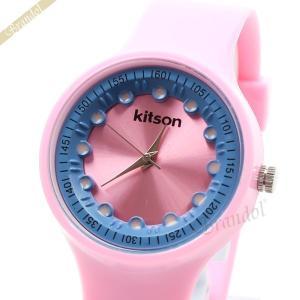 キットソン Kitson 時計 レディース腕時計 ピンク KW0198 [在庫品]|brandol