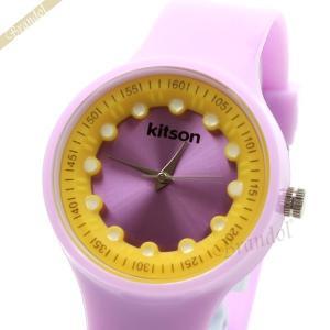 キットソン Kitson 時計 レディース腕時計 パープル KW0200 [在庫品]|brandol