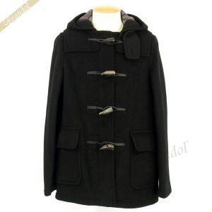 ロンドントラディション コート メンズ MARTINA ショート ダッフルコート スリム ブラック Sサイズ/Mサイズ/Lサイズ [在庫品] brandol