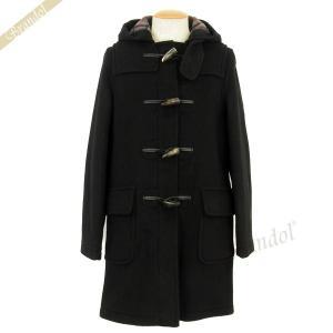 ロンドントラディション コート メンズ MARTINA ロング ダッフルコート スリム ブラック Sサイズ/Mサイズ/Lサイズ [在庫品]|brandol
