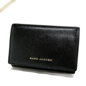 マークジェイコブス MARC JACOBS 財布 レディース 小銭入れ  レザー 定期入れ付 コインケース ブラック×パープル M0012056 592 BLACK/BERRY [在庫品]|brandol
