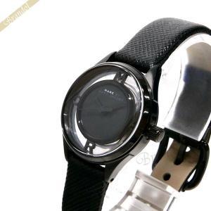 マークジェイコブス MARC JACOBS レディース腕時計 ティザーTether 25mm オールブラック MBM1384 [在庫品]|brandol