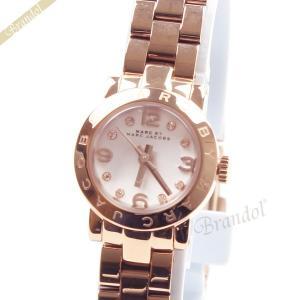 マークバイマークジェイコブス MARC BY MARC JACOBS レディース腕時計 エイミー ディンキー 20mm ピンクゴールド MBM3227 [在庫品] brandol