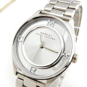 マークバイマークジェイコブス MARC BY MARC JACOBS レディース腕時計 ティザー 36mm シルバー MBM3412 [在庫品] brandol