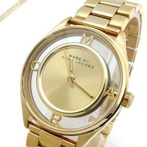 マークバイマークジェイコブス MARC BY MARC JACOBS レディース腕時計 ティザー 36mm ゴールド MBM3413 [在庫品]|brandol