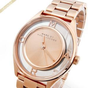 マークバイマークジェイコブス MARC BY MARC JACOBS レディース腕時計 ティザー 3 [在庫品]|brandol