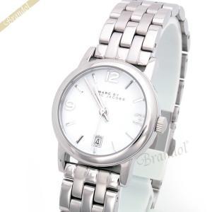 マークバイマークジェイコブス MARC BY MARC JACOBS レディース腕時計 ファロー 26mm シルバー MBM3437 [在庫品] brandol