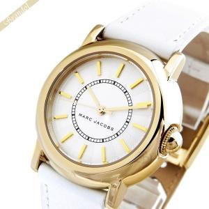 マークバイマークジェイコブス MARC BY MARC JACOBS レディース腕時計 コートニー 34mm ゴールド×ホワイト MJ1449 [在庫品] brandol