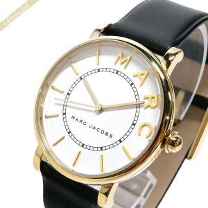 マークバイマークジェイコブス MARC BY MARC JACOBS レディース腕時計 ロキシー 36mm ホワイト×ブラック MJ1532 [在庫品]|brandol