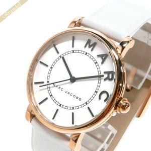 マークバイマークジェイコブス MARC BY MARC JACOBS レディース腕時計 ロキシー 36mm ホワイト×ローズゴールド MJ1561 [在庫品]|brandol