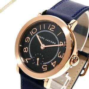 マークバイマークジェイコブス MARC BY MARC JACOBS レディース腕時計 ライリー 36mm ネイビー MJ1575 [在庫品] brandol