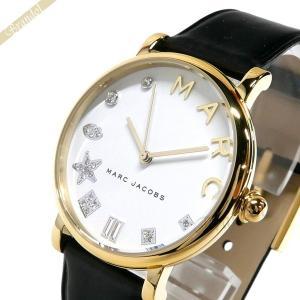 マークジェイコブス MARC JACOBS レディース 腕時計 クラシック ロキシー ROXY 36mm ホワイト×ブラック MJ1599 [在庫品]