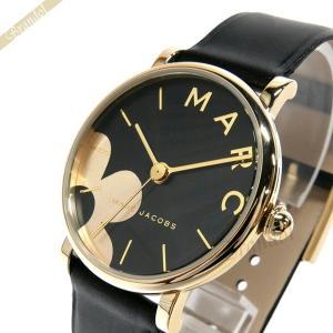 マークジェイコブス MARC JACOBS レディース腕時計 Classic クラシック 37mm ブラック×ゴールド MJ1619 [在庫品]|brandol