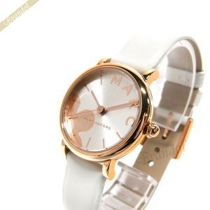 マークジェイコブス MARC JACOBS レディース腕時計 Classic クラシック 28mm シルバー×ホワイト MJ1620 [在庫品]|brandol
