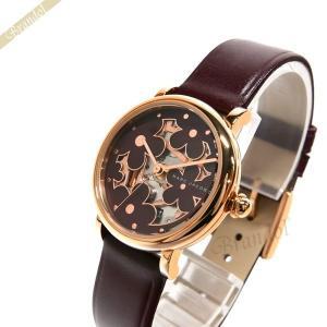 マークジェイコブス MARC JACOBS レディース腕時計 Classic クラシック 28mm ボルドー×ローズゴールド MJ1629 [在庫品]|brandol