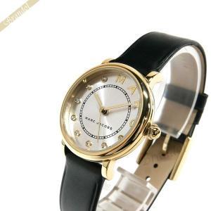 マークジェイコブス MARC JACOBS レディース腕時計 Classic クラシック 28mm シルバー×ブラック MJ1641 [在庫品]|brandol