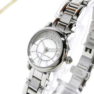 マークジェイコブス MARC JACOBS レディース レディース腕時計 クラシック CLASSIC 20mm ホワイト×シルバー MJ3564 [在庫品] brandol