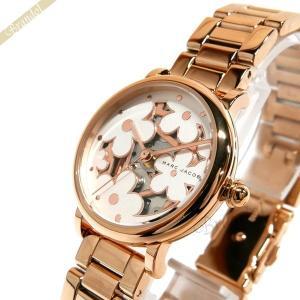マークジェイコブス MARC JACOBS レディース腕時計 Classic クラシック 28mm ホワイト×ローズゴールド MJ3598 [在庫品]|brandol
