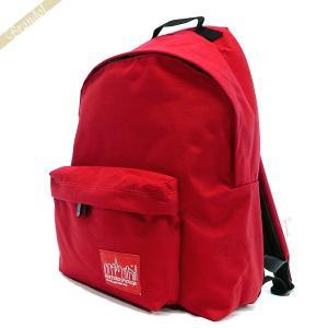 マンハッタンポーテージ Manhattan Portage メンズ・レディース リュック Big Apple Backpack M バックパック レッド 1210 RED [在庫品]|brandol