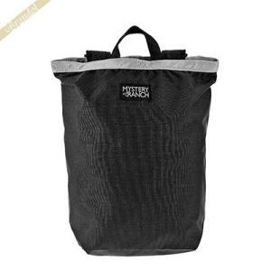 ミステリーランチ MYSTERY RANCH メンズ・レディース リュックサック ブーティバッグ 11L ブラック BOOTY BAG BLK[在庫品]|brandol