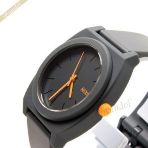 ニクソン NIXON メンズ・レディース腕時計 THE TIME TELLER P タイムテラーP A119-1244 38mm グレー/イエロー A119-1244|brandol
