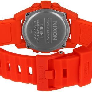 ニクソン NIXON メンズ腕時計 THE UNIT ユニット A197-1156 オレンジ A1971156|brandol|03