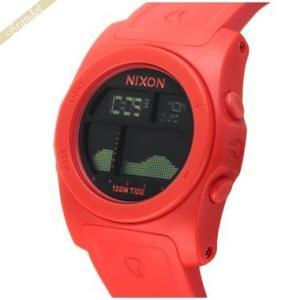 ニクソン NIXON メンズ・レディース腕時計 THE RHYTHM リズム A385-1156 42mm オレンジ A3851156|brandol