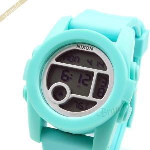 ニクソン NIXON メンズ・レディース腕時計 THE UNIT 40 ユニット A490-302 40mm グリーン A490302|brandol