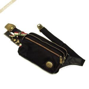 オロビアンコ Orobianco メンズ ボディバッグ 斜めがけ メッセンジャー ブラック GIACOMINO TEK-C NERO [在庫品]|brandol