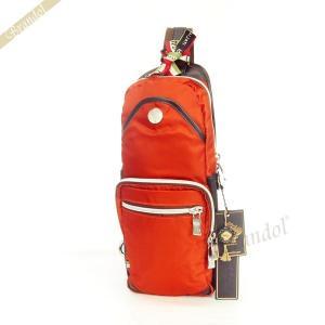オロビアンコ Orobianco メンズ ボディバッグ ジャコミオ オレンジ GIACOMIO 13-H MONORAIL ARANCIO [在庫品]|brandol