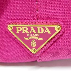 プラダ PRADA レディース トートバッグ カナパ CANAPA Mサイズ 2wayショルダー キャンバストート ピンク 1BG642 ZKI F0029 / FUXIA brandol 06