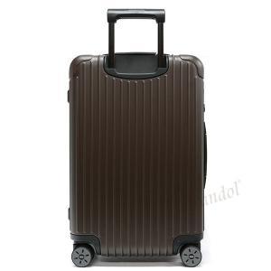 リモワ RIMOWA メンズ・レディース スーツケース SALSA サルサ TSAロック 縦型 63L マットブロンズ 810.63.38.4 BRONZE MATTE [在庫品] brandol 02