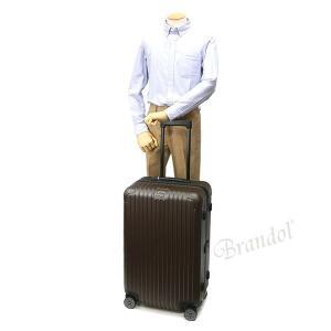 リモワ RIMOWA メンズ・レディース スーツケース SALSA サルサ TSAロック 縦型 63L マットブロンズ 810.63.38.4 BRONZE MATTE [在庫品] brandol 07